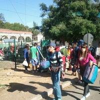 Photo taken at Estación San Francisco de Mostazal by Pan~ on 12/14/2012