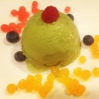 Photo taken at Murasaki Restaurant and Sushi Bar by Meagan H. on 1/28/2013