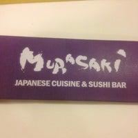 Photo taken at Murasaki Restaurant and Sushi Bar by Meagan H. on 1/27/2013