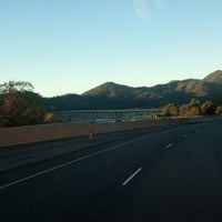 Photo taken at Pit River Bridge (VFW Memorial Bridge) by theGoat on 11/5/2012