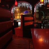 Photo taken at Cafe Soho by ayeen c. on 2/27/2013