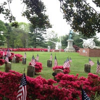Photo taken at Chester Rural Cemetary by ayeen c. on 5/10/2014