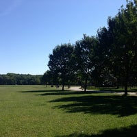 Photo taken at Van Cortlandt Park by Rosie B. on 9/7/2013