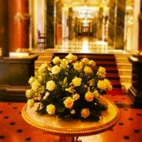 Снимок сделан в Гранд Отель Европа пользователем 💗Victoria💗Angel💗 G. 4/25/2013
