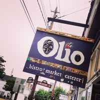 Photo taken at Olio by shawn e. on 7/8/2013