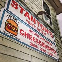 Photo taken at Stanton's City Bites by shawn e. on 6/8/2013