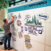 Photo taken at Send North America Conference by shawn e. on 7/30/2013