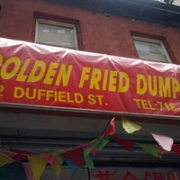 Photo taken at Golden Fried Dumpling by William H. on 7/10/2013