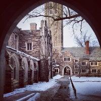 Photo taken at Rockefeller College by Michael Scott R. on 12/19/2013