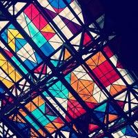 12/26/2012 tarihinde Tom L.ziyaretçi tarafından Centro Cultural Gabriela Mistral'de çekilen fotoğraf