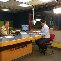Photo taken at Radiogrupo by Edson C. on 7/29/2014