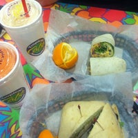 Photo taken at Tropical Smoothie Cafe by Desiree' D. on 1/19/2013