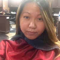 Photo taken at Trendsetter Salon & Day Spa by Trish H. on 8/19/2013