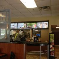Photo taken at Burger King by Trevor C. on 7/6/2013