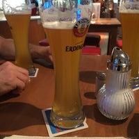 Photo taken at Erdinger Weißbier Sportsbar by Erick S. on 8/17/2015