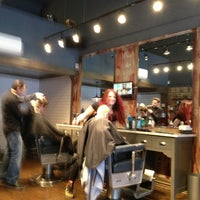 Photo taken at Comb Barber Shop by Kevin C. on 3/30/2013