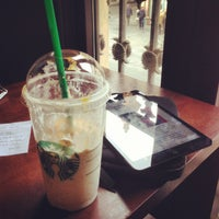 Photo taken at Starbucks Avda Constitución 11 by Javier D. on 2/11/2013