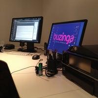 Photo taken at Buzinga Apps by Logan M. on 1/26/2013