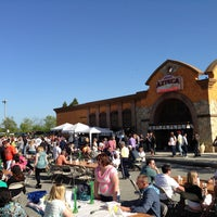 Photo taken at Plaza Azteca by Sherif S. on 5/5/2013