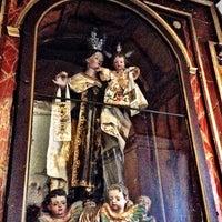 Photo taken at Convento Carmelitas Descalzos by Camila A. on 12/22/2013