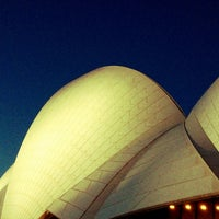 Photo taken at Sydney Opera House by Camila A. on 5/12/2013