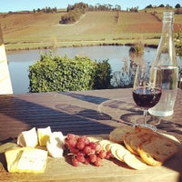 Photo taken at Josef Chromy Winery and Cafe by Martin M. on 6/23/2013