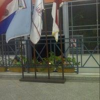 Photo taken at Universidad Iberoamericana - UNIBE by Hern? O. on 3/14/2013