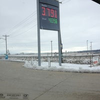 Photo taken at Shell by Zach J. on 2/22/2013