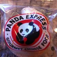 Photo taken at Panda Express by Bernard on 4/16/2013
