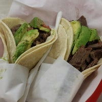 Photo taken at Super Taqueria by Bernard on 6/26/2014