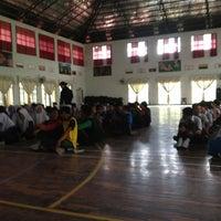 Photo taken at SMK Ranau by Jane J. on 1/30/2013