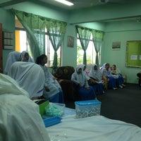 Photo taken at SMK Ranau by Jane J. on 1/31/2013