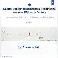 Photo taken at BR Home Centers (Adm. TendTudo & Casa Show) by Gabriel B. on 11/1/2013