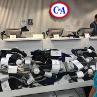 Photo taken at C&A. by Arturo C. on 6/17/2017