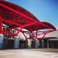 Photo taken at Makuhari Messe by Yoshiyuki m. on 4/26/2013