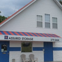 Photo Taken At Assured Storage By Nicole A. On 5/18/2013
