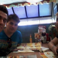 Photo taken at Denny's by Gerardo A. on 5/25/2014