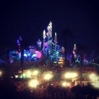Photo taken at Tokyo DisneySea by tinkerbell a. on 3/18/2013