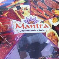 Foto scattata a Mantra Gastronomia e Arte da Vicente R. il 11/27/2012