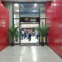 Photo taken at Centro Cultural Parque Central by Gregory David E. on 2/17/2013