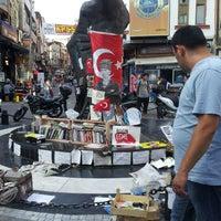 Photo taken at Beşiktaş Square by Bengisu S. on 6/27/2013