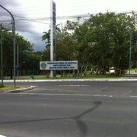 Das Foto wurde bei UFAM - Universidade Federal do Amazonas von André R. am 4/29/2013 aufgenommen