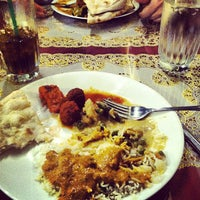 Photo taken at Mumtaz Indian Cuisine by Ramone Q. on 10/22/2012