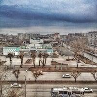 Photo taken at Абаканский Дворец молодёжи by Дмитрий М. on 11/17/2013