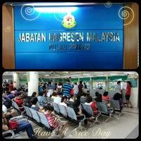 Photo taken at Immigration Department (Jabatan Imigresen) by Sherene L. on 8/3/2013