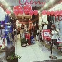 Photo taken at Cherry Boutique by Ömer J. on 11/16/2013
