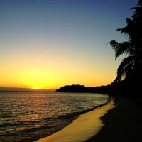 Photo taken at North Beach Mana Island Fiji by Heeyoung L. on 7/21/2013