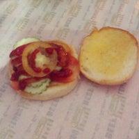 Photo taken at Oreo Burger by N. S. on 6/20/2013