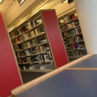 Photo taken at Biblioteca USBI by Andrea N. on 6/5/2013