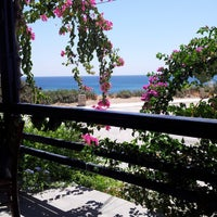Photo taken at Calypso Restaurant by Alessandro C. on 8/16/2013